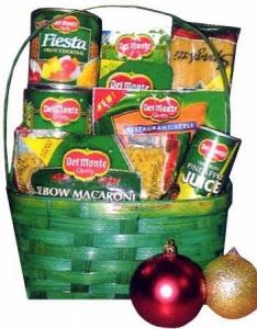 FilGiftShop   X-mass special basket   FilGiftShop