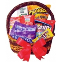 Basket Filled with Special Gifts#6