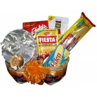 Basket of Foods and Goodies#4