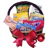 Basket Of Grocery Items#9
