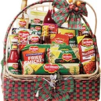 Christmas Basket #1