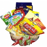 Del Monte, Knorr and Nestle on a Basket#3