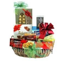 Chocolate & Cookie Basket