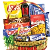 chritsmas basket # 18