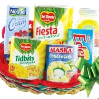 chritsmas basket # 10