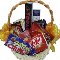 Chocolate basket 3