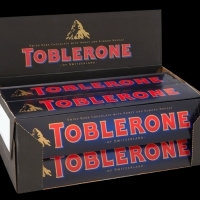 6 x Toblerone Dark 50 g.