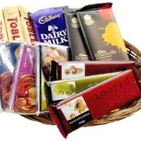 Chocolate Hamper - 8