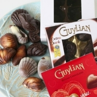 3 Guylian Chocolate Boxes